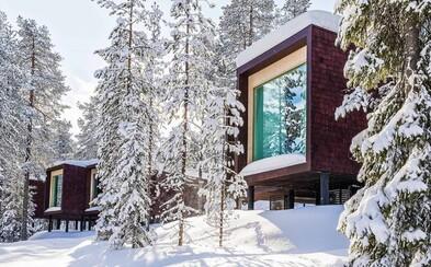 10 najzaujímavejších hotelov na potulkách po Škandinávii