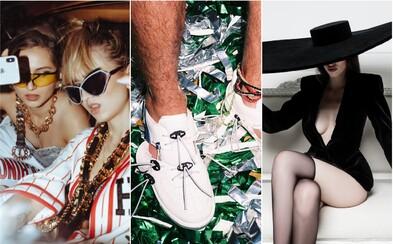 10 najzvučnejších momentov slovenskej a českej módy minulého roka