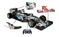 10 nejdražších částí monopostu Formule 1. Jen za cenu samotného motoru koupíte tři Bugatti!