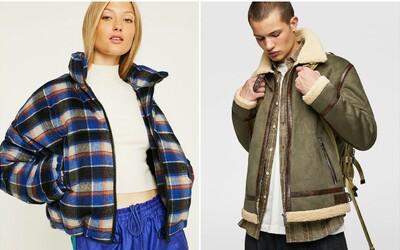 10 nejhezčích bund a kabátů s ideálním poměrem ceny a kvality