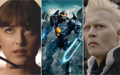 10 nejhorších filmů, které jsme viděli v roce 2018. Některé nás svou (ne)kvalitou nepříjemně překvapily