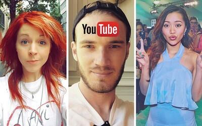 10 nejlépe vydělávajících tvůrců na YouTube. Internet se už dávno změnil na zlatý důl