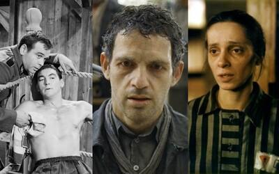 10 nejlepších evropských filmů odehrávajících se v koncentračních táborech. Kromě zděšení a zhnusení ve vás vyvolají i pocit naděje