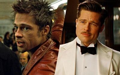 10 nejlepších filmů Brada Pitta