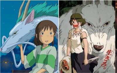 10 nejlepších filmů Hajaa Mijazakiho