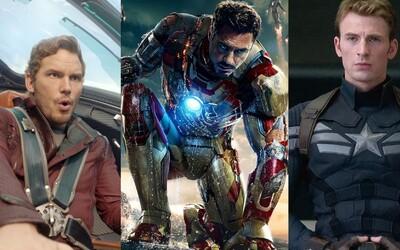 10 nejlepších filmů od Marvelu