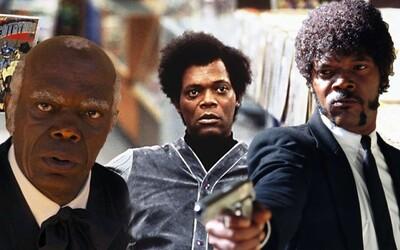 10 nejlepších filmů Samuela L. Jacksona, hrdiny v kultovních filmech, animácích i komiksech