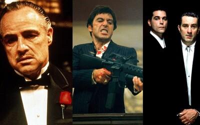 10 nejlepších mafiánských a gangsterských filmů