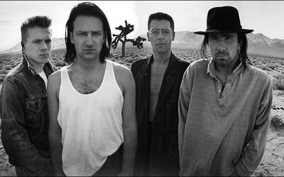 10 nejlepších skladeb legendární irské čtveřice U2