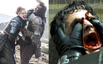 10 nejlepších soubojů v Game of Thrones, kdy se kašlalo na čest a krev tekla proudem
