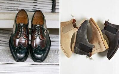 10 nejlepších značek elegantní obuvi. Od renomovaných designérů až po dvousetletá obuvnická esa z Anglie