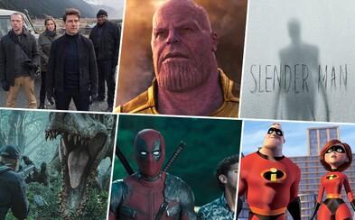 10 nejočekávanějších filmů tohoto léta