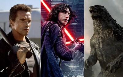 10 nejočekávanějších sci-fi a fantasy filmů roku 2019