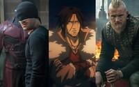 10 nejočekávanějších seriálů, které uvidíš do konce roku 2018