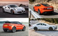 10 nejstylovějších automobilů současnosti, které jsou ozdobou silnic