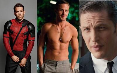 10 nejvíc sexy herců v našich kinech v roce 2017. Jaké filmy si pro nás připravili a ukázali i něco víc než vypracovaná těla?