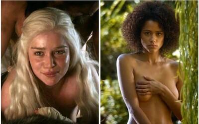 10 nejžhavějších erotických scén z Game of Thrones