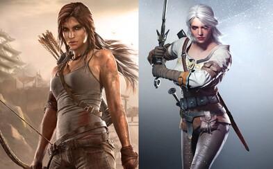 10 nejžhavějších ženských postav z her: Která z nich je podle tebe nejpřitažlivější?