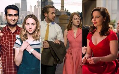 10 netradičních romantických filmů, které ti zpříjemní valentýnský večer s partnerem