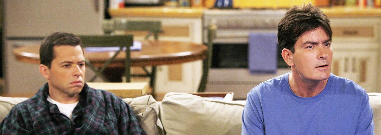 10 nezabudnuteľných scén z Dva a pol chlapa, kedy sme vďaka Charliemu išli do kolien a zamilovali si ho