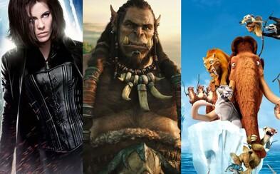 10 očakávaných blockbusterov roka 2016, z ktorých sa veľmi ľahko môžu stať prepadáky