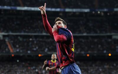 10 okamihov Lionela Messiho v drese FC Barcelona, ktoré vyrážajú dych