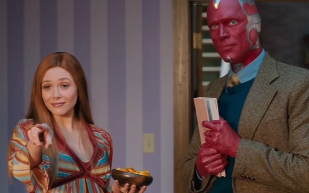 10 otázek a odpovědí, které máme po 3 epizodách WandaVision. Co se ve skutečnosti děje s falešným světem?