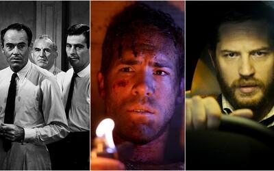 10 perfektních minimalistických filmů, které vás dostanou hereckými výkony a skvělou zápletkou