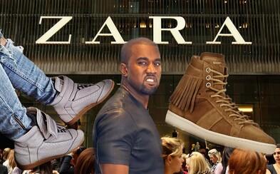 10 přešlapů z aktuální kolekce Zary, Bershky a Pull & Bear, které si odnesl Nike, adidas nebo Saint Laurent