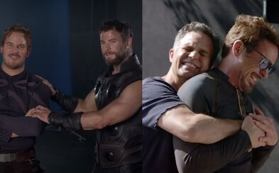10 rokov filmov od Marvelu v nostalgických videách s hercami, režisérmi a milovanými postavami. Prečo by ste mali snímku vidieť v IMAX-e?