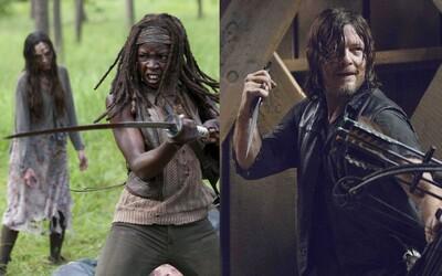 10. séria Walking Dead dostala zelenú. Nebezpeční Whisperers s hlavnými hrdinami ešte neskončili