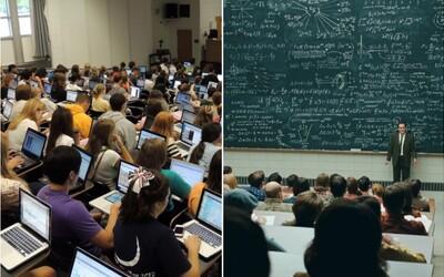 10 typických skupin studentů, které zaručeně potkáš na přednáškách vysoké školy