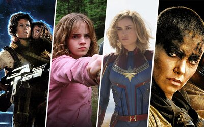 10 úžasných filmových hrdinek, které jsou příkladem ženské houževnatosti a síly