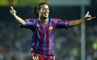 10 vecí, ktoré ste (možno) nevedeli o najlepšom kúzelníkovi s loptou Ronaldinhovi