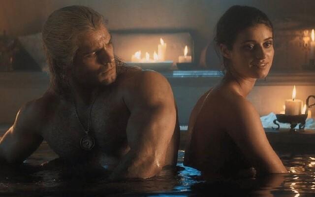 10 výnimočných sexuálnych scén: Yennefer zo Zaklínača nechce pri nahých záberoch dvojníčku