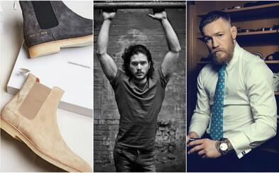 10 základních kousků oblečení, které by neměly chybět v šatníku žádného muže