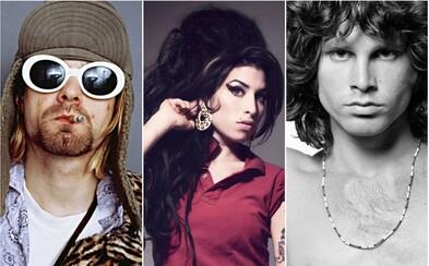 10 známých hudebníků, jejichž život bohužel předčasně ukončily drogy