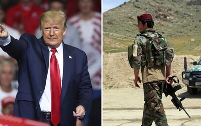100 tisíc dolarů za vraždu amerického vojáka. I takto Rusové sponzorovali afghánské ozbrojence