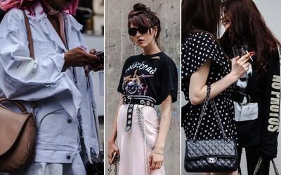 100 záběrů z pražského Fashion Weeku tě přesvědčí o tom, že i domácí móda může vypadat světově