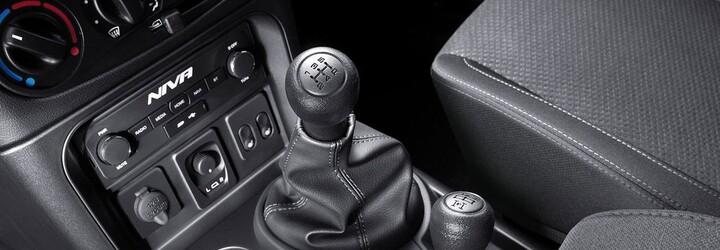Nová Lada Niva se ukázala v moderním kabátě, ale se starou technikou