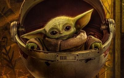 Mandalorian a Baby Yoda se vracejí již za 3 týdny. Sleduj nové plakáty a akční záběry z trailerů