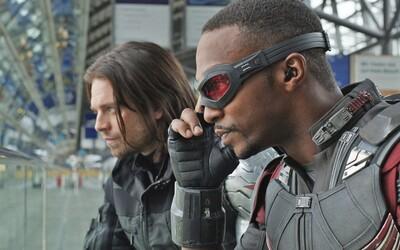 Falcon and Winter Soldier bude jako osmihodinový marvelácký film. Herec Anthony Mackie kritizuje Marvel za málo černochů na place.
