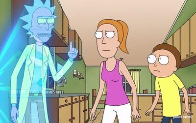 Sleduj bláznivý trailer na 5. sériu Ricka a Mortyho. Kedy sa vráti najvtipnejší animovaný seriál súčasnosti?