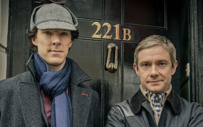Martin Freeman by sa rád vrhol na 5. sériu Sherlocka. Tvorcovia by ale museli doručiť naozaj skvelý príbeh