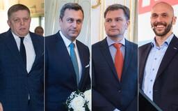 12 politických lídrov na Slovensku očami ľudu: Kto sú, aké sú ich majetky a prečo si z nich uťahuje Zomri?