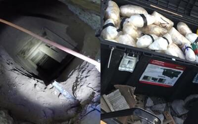 120 kilo metamfetaminu, 19 kilo heroinu i smrtelný fentanyl v KFC. Bývalá restaurace skrývala rozlehlý drogový tunel