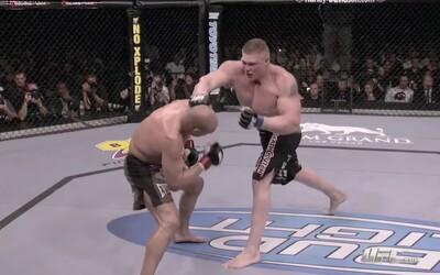 120kilové monstrum Brock Lesnar ovládl svět wrestlingu a stal se šampionem UFC. Prošel si i závislostí na alkoholu a vicodinu