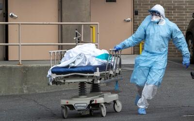 New York překonal počtem nakažených Itálii. Koronavirem se v něm infikovalo téměř 150 tisíc obyvatel.