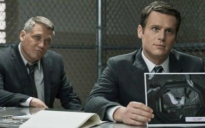 3. sérii Mindhuntera pravděpodobně nikdy neuvidíme. David Fincher je vyšťavený a seriál stojí Netflix hodně peněz.
