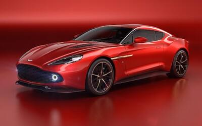 12-valcových 600 koní a úchvatný dizajn, to je nový skvost z dielne značiek Aston Martin a Zagato